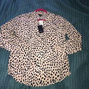 Rails Tops - Rails rebel silk blouse 🐆